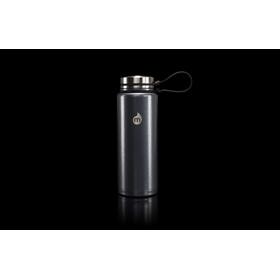 MIZU V12 Insulated Bottle with V-Lid 1200ml Black Hammer Paint